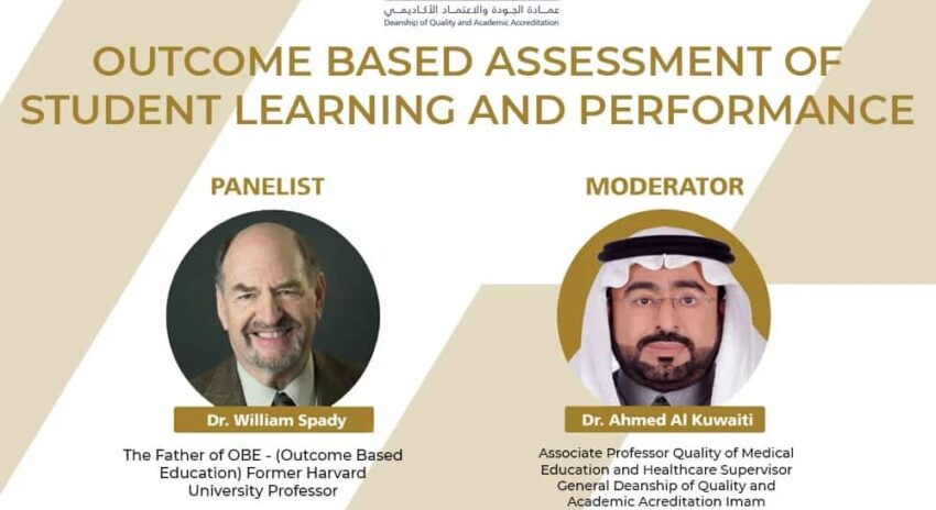Outcome Based Assessment of Student Learning and Performance