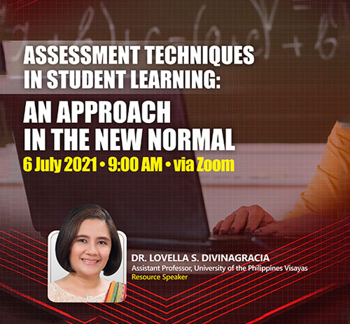 Assessment Techniques in Student Learning