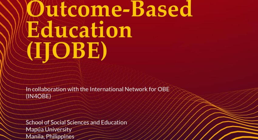 International Journal of Outcome Based Eductaion (IJOBE)