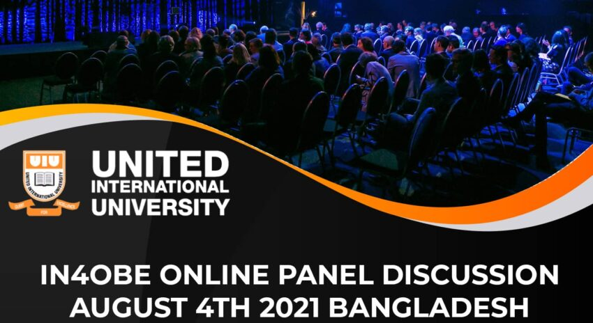 IN4OBE Online Panel Discussion August 4th 2021 Bangladesh